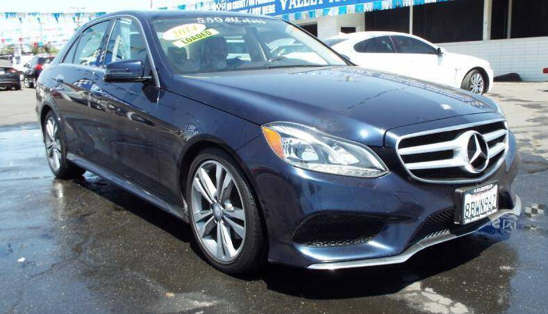 2014 Mercedes-Benz E-Class for sale at 559 Motors in Fresno CA