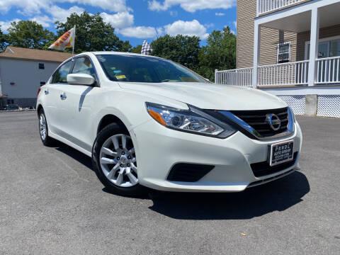 2017 Nissan Altima for sale at PRNDL Auto Group in Irvington NJ
