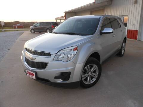 2015 Chevrolet Equinox for sale at JUDD MOTORS INC in Lancaster MO