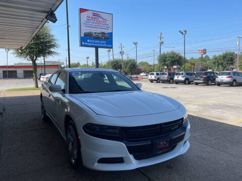 2018 Dodge Charger for sale at Magic Auto Sales in Dallas TX