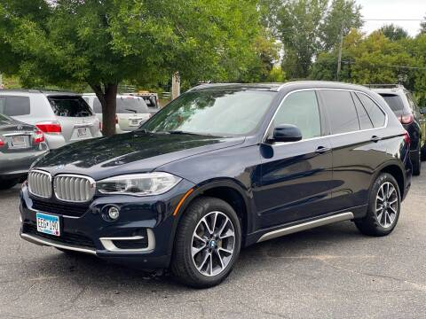 2018 BMW X5 for sale at North Imports LLC in Burnsville MN