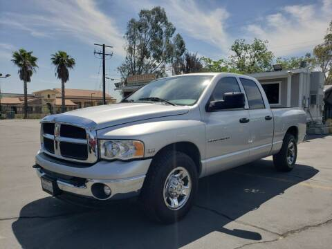 2003 Dodge Ram Pickup 2500 for sale at First Shift Auto in Ontario CA