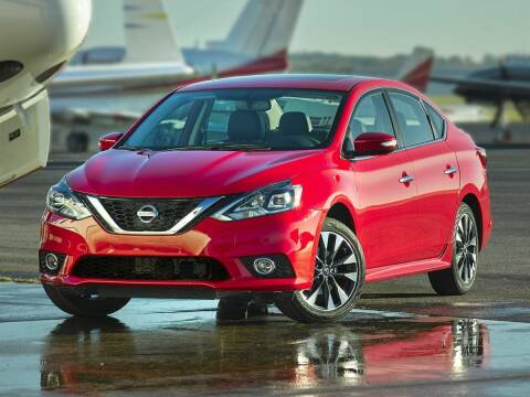 2019 Nissan Sentra for sale at MILLENNIUM HONDA in Hempstead NY