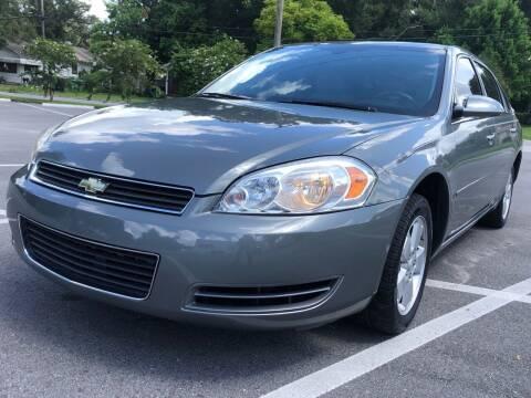 2008 Chevrolet Impala for sale at Consumer Auto Credit in Tampa FL