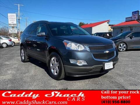 2012 Chevrolet Traverse for sale at CADDY SHACK CARS in Edgewater MD