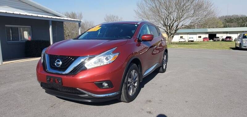 2016 Nissan Murano for sale at Jacks Auto Sales in Mountain Home AR