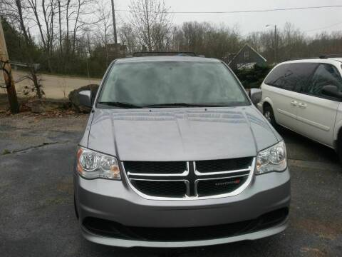 2014 Dodge Grand Caravan for sale at Riverside Auto Sales in Saint Albans WV
