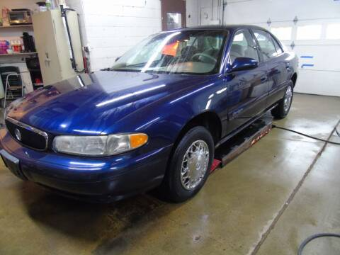 2002 Buick Century for sale at C&C AUTO SALES INC in Charles City IA