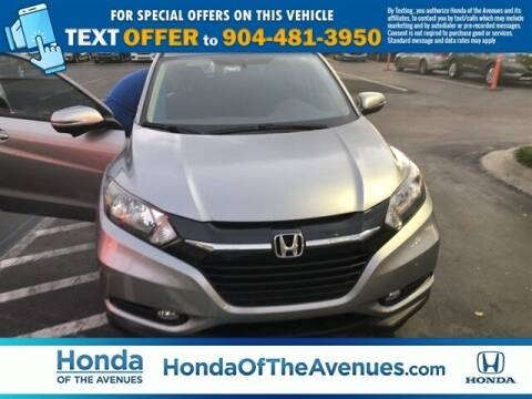2018 Honda HR-V for sale at Honda of The Avenues in Jacksonville FL
