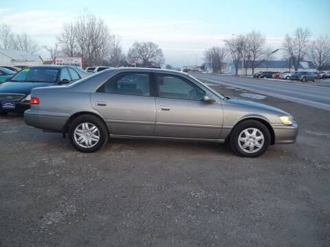 2000 Toyota Camry for sale at BRETT SPAULDING SALES in Onawa IA