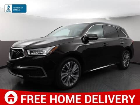 2018 Acura MDX for sale at Florida Fine Cars - West Palm Beach in West Palm Beach FL