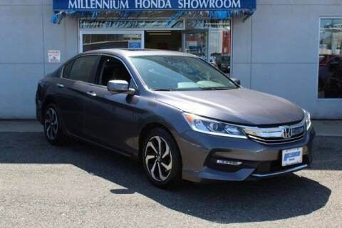 2016 Honda Accord for sale at MILLENNIUM HONDA in Hempstead NY