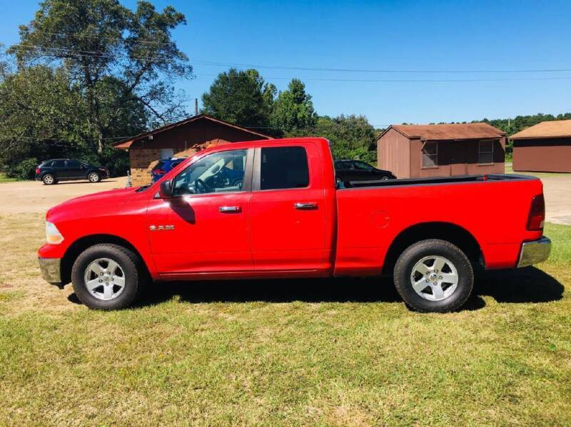 2010 Dodge Ram Pickup 1500 for sale at Westside Auto Sales in New Boston TX