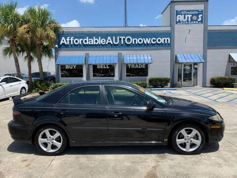 2008 Mazda MAZDA6 for sale at Affordable Autos in Houma LA