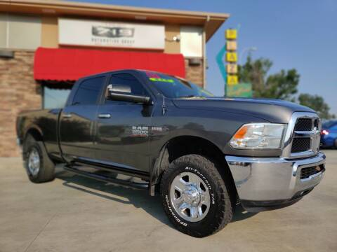 2014 RAM Ram Pickup 2500 for sale at 719 Automotive Group in Colorado Springs CO