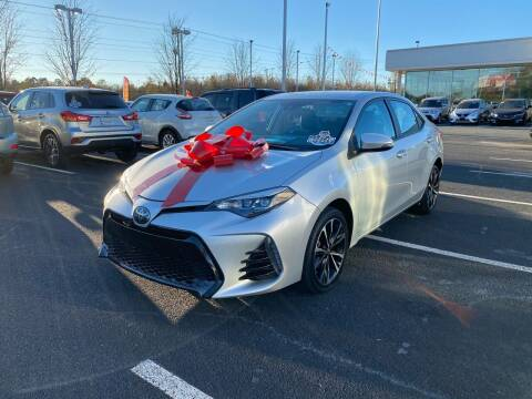 2019 Toyota Corolla for sale at Charlotte Auto Group, Inc in Monroe NC