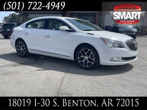 2016 Buick LaCrosse for sale at Smart Auto Sales of Benton in Benton AR