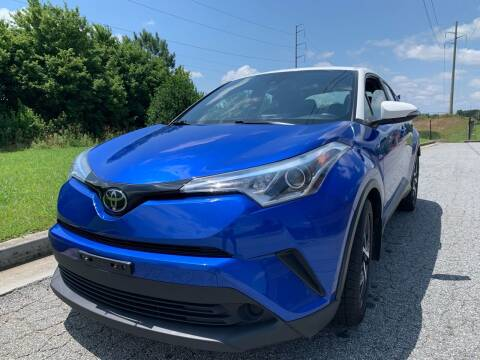 2018 Toyota C-HR for sale at William D Auto Sales in Norcross GA