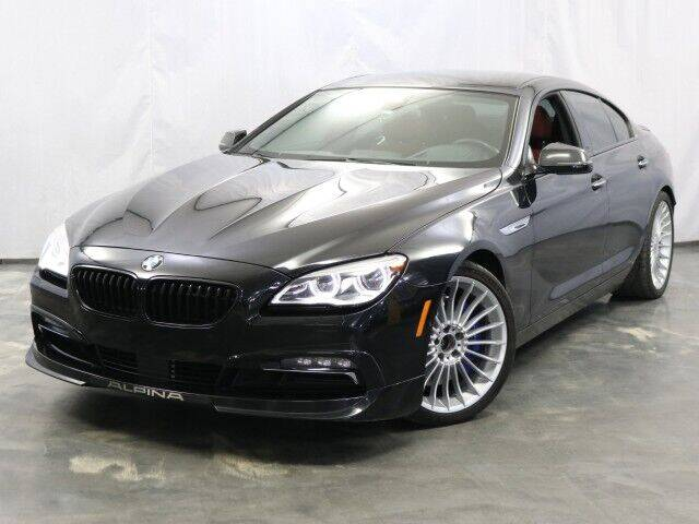 2017 BMW 6 Series for sale at United Auto Exchange in Addison IL