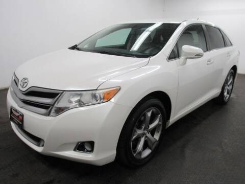 2014 Toyota Venza for sale at Automotive Connection in Fairfield OH