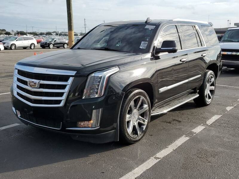 2015 Cadillac Escalade for sale at Paradise Motor Sports LLC in Lexington KY