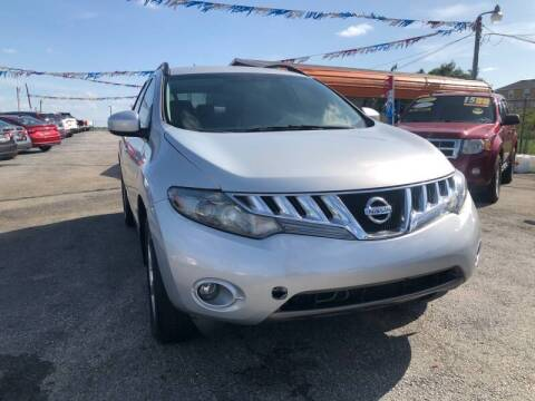 2010 Nissan Murano for sale at GP Auto Connection Group in Haines City FL