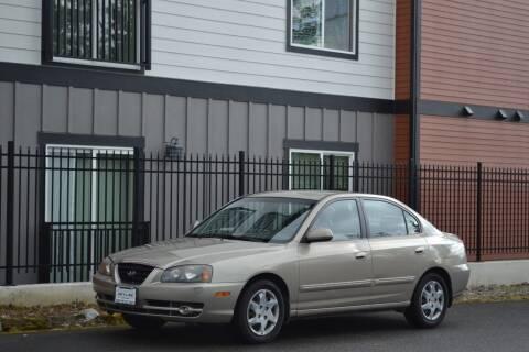 2005 Hyundai Elantra for sale at Skyline Motors Auto Sales in Tacoma WA