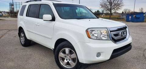 2011 Honda Pilot for sale at Sinclair Auto Inc. in Pendleton IN