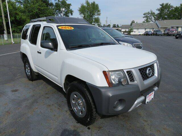 2014 Nissan Xterra for sale at Tri-County Pre-Owned Superstore in Reynoldsburg OH