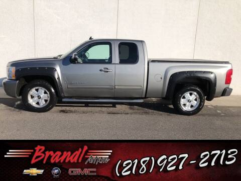 2009 Chevrolet Silverado 1500 for sale at Brandl GM in Aitkin MN