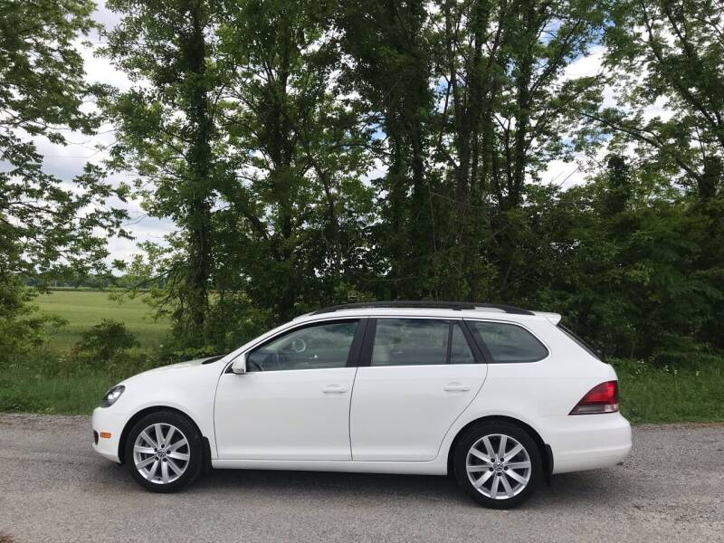 2013 Volkswagen Jetta for sale at RAYBURN MOTORS in Murray KY