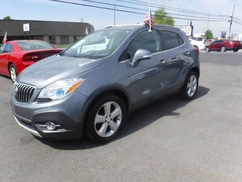 2015 Buick Encore for sale at Rob Co Automotive LLC in Springfield TN