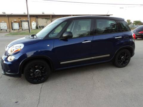 2015 FIAT 500L for sale at SPORT CITY MOTORS in Dallas TX