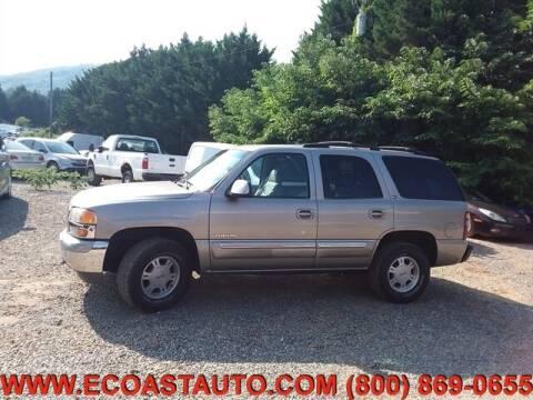2000 GMC Yukon for sale at East Coast Auto Source Inc. in Bedford VA