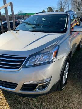 2013 Chevrolet Traverse for sale at BRYANT AUTO SALES in Bryant AR