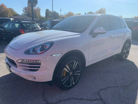2012 Porsche Cayenne for sale at New To You Motors in Tulsa OK