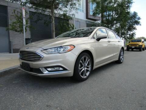 2017 Ford Fusion for sale at Boston Auto Sales in Brighton MA