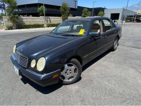 1997 Mercedes-Benz E-Class for sale at M&N Auto Service & Sales in El Cajon CA