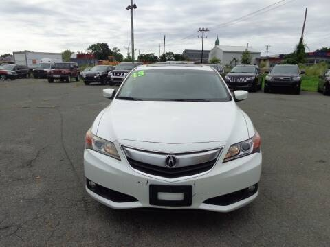 2013 Acura ILX for sale at Merrimack Motors in Lawrence MA