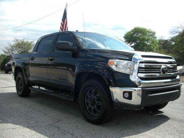 2016 Toyota Tundra for sale at Manquen Automotive in Simpsonville SC