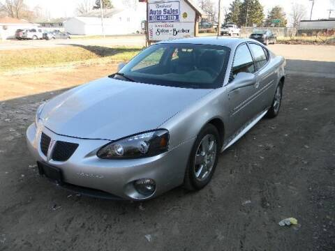 2007 Pontiac Grand Prix for sale at Northwest Auto Sales in Farmington MN