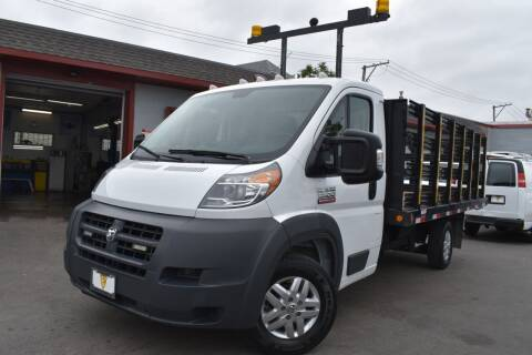 2015 RAM ProMaster Cab Chassis for sale at Chicago Cars US in Summit IL