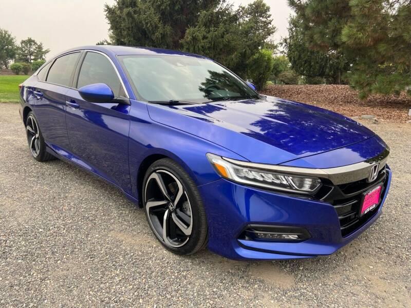 2018 Honda Accord for sale at Clarkston Auto Sales in Clarkston WA