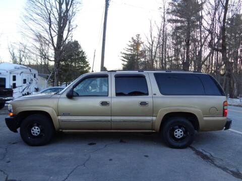 2000 Chevrolet Suburban for sale at On The Road Again Auto Sales in Lake Ariel PA