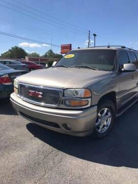 2003 GMC Yukon XL for sale at SRI Auto Brokers Inc. in Rome GA