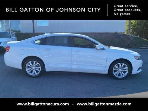 2019 Chevrolet Impala for sale at Bill Gatton Used Cars - BILL GATTON ACURA MAZDA in Johnson City TN