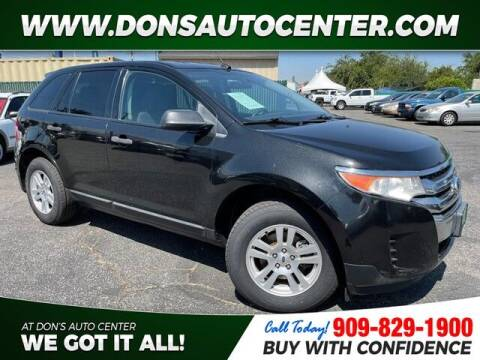 2011 Ford Edge for sale at Dons Auto Center in Fontana CA
