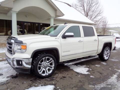 2015 GMC Sierra 1500 for sale at DEALS UNLIMITED INC in Portage MI
