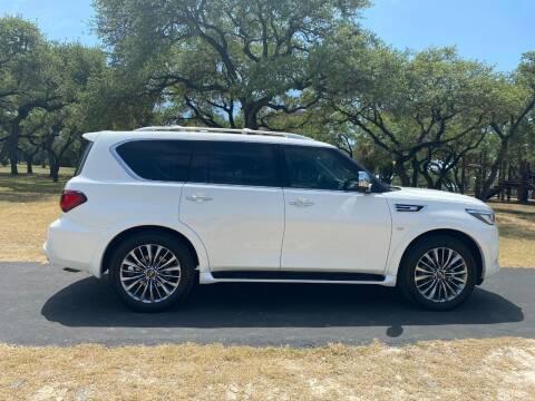 2019 Infiniti QX80 for sale at Austin Elite Motors in Austin TX