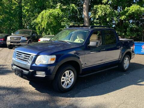 2008 Ford Explorer Sport Trac for sale at Ludlow Auto Sales in Ludlow MA